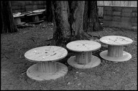 Cable drums B&W