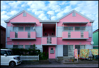 Pink apartments 2