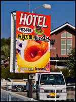 Love hotel sign