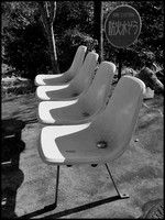 Chairs BW