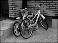 Childrens' bicycles