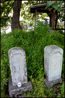 Grave markers 1