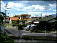 Purely residential area